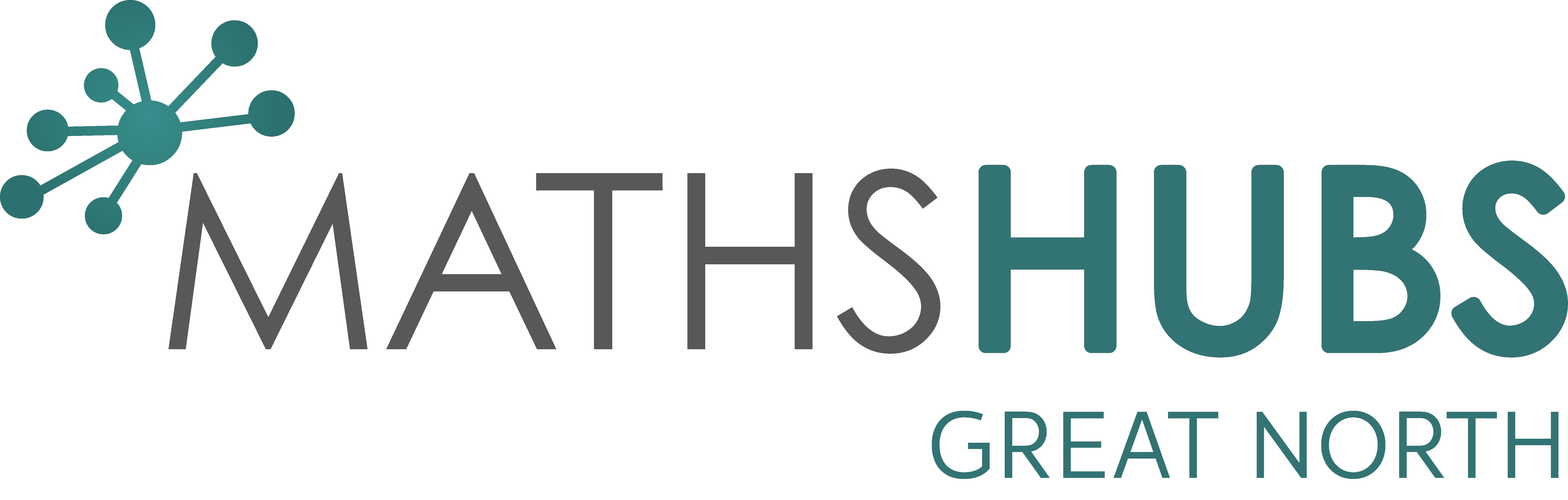 Great North Maths Hub logo