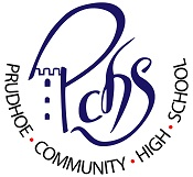 Prudhoe Community High School logo